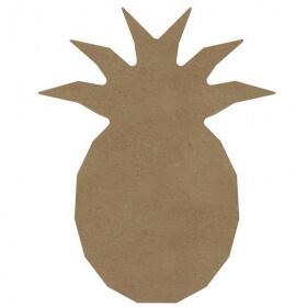 Ananas à décorer - Gomille - Em création