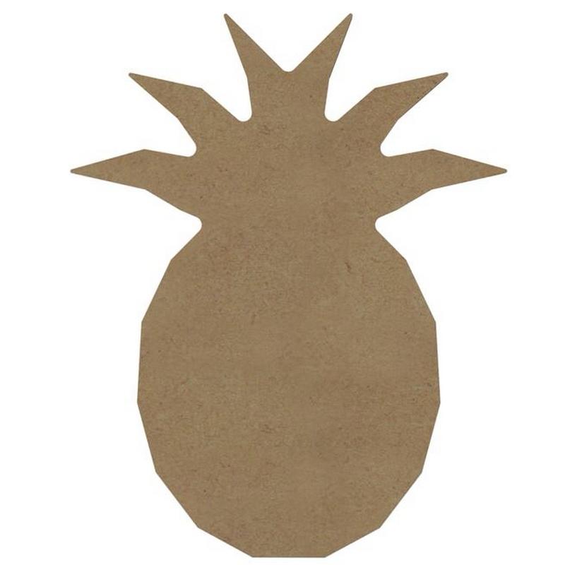 Ananas à décorer - Gomille