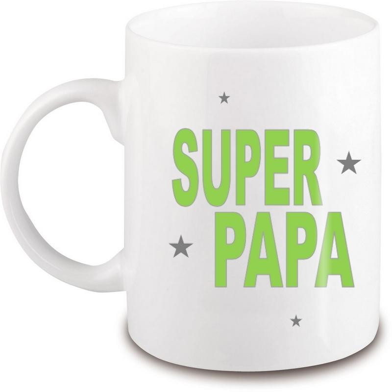 Mug Papa - Idée cadeau Papa - Anniversaire - Fête des pères - Tasse - angora