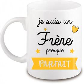 Mug Frère - Tasse Frère - Idée cadeau - Angora - Em création
