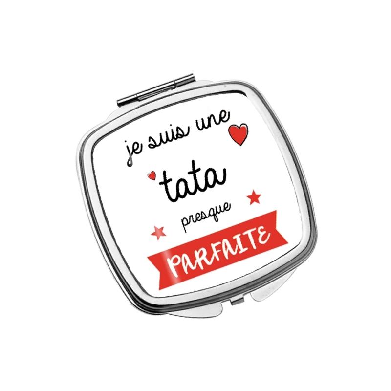 Miroir Tata - Idée cadeau tata - Angora
