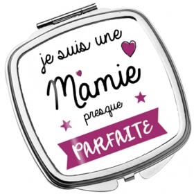 Miroir Mamie - Idée cadeau - Angora - Em création