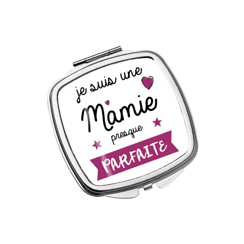 Miroir Mamie - Idée cadeau - Angora