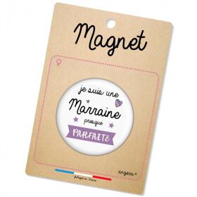 Magnet Marraine - Em création