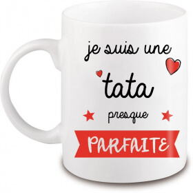 mug tata - Em création