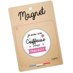 Magnet coiffeuse - Em création