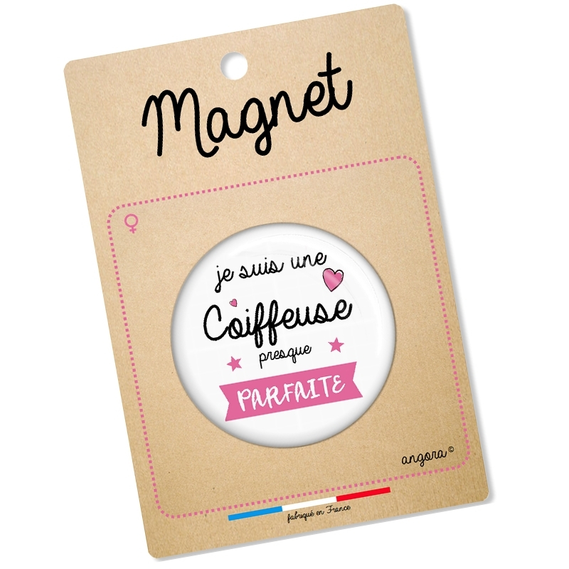 Magnet coiffeuse