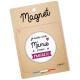 Magnet mamie