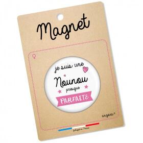 Magnet nounou - Em création