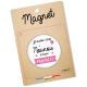 Magnet nounou presque parfaite