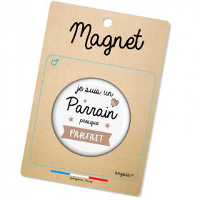 Magnet Parrain - Em création