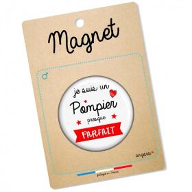 Magnet pompier - Em création