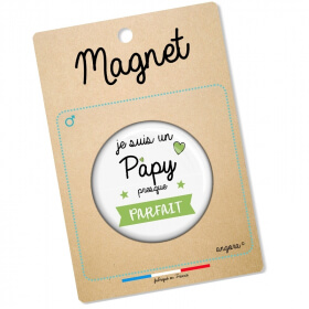 Magnet papy - Em création
