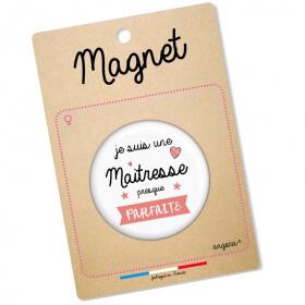 Magnet maîtresse - Em création
