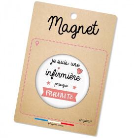 Magnet infirmière - Em création