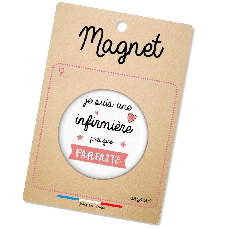 Magnet infirmière