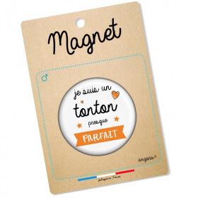 Magnet tonton - Em création
