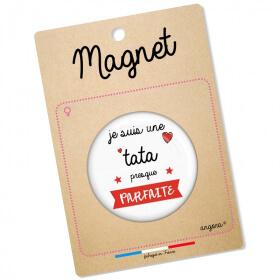 Magnet tata - Em création
