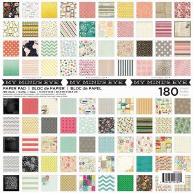 Papier décoratif scrapbooking x180 - Em création