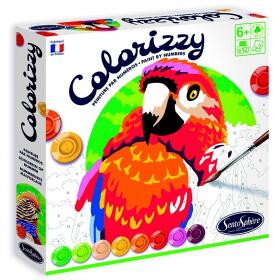 Colorizzy Oiseaux - Em création
