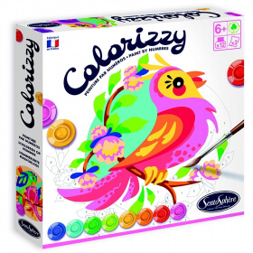 COLORIZZY PERRUCHES - Em création