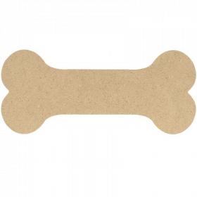 Silhouette os à décorer - Artemio - Support en bois - Em création