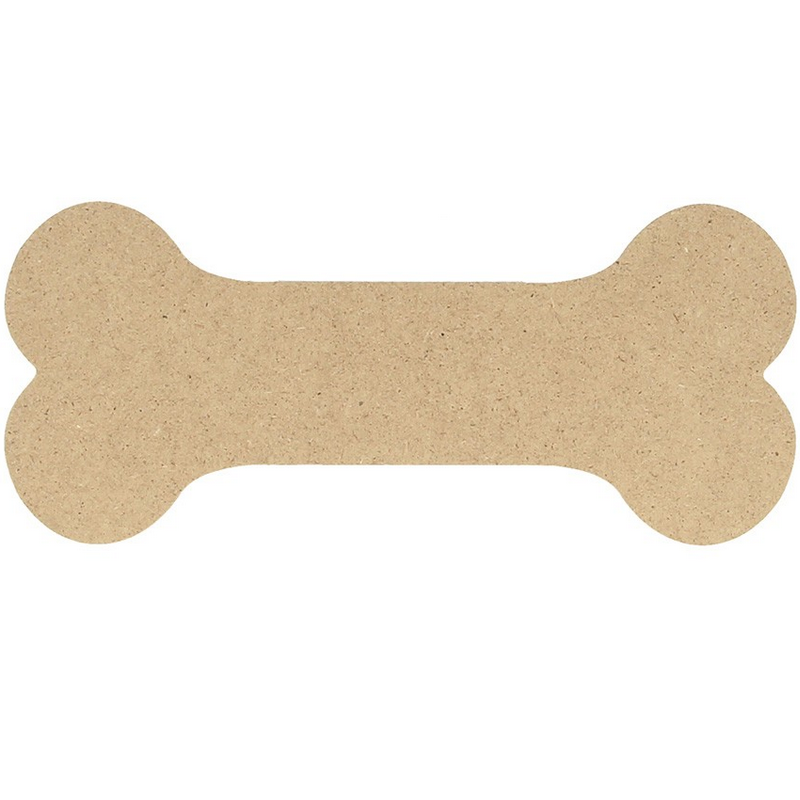 Silhouette os à décorer - Artemio - Support en bois