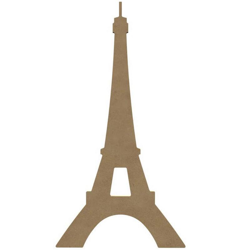 Tour Eiffel à peindre - Gomille