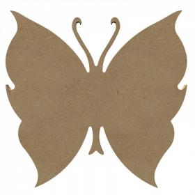 Papillon à customiser - A décorer - A peindre - Gomille - Em création