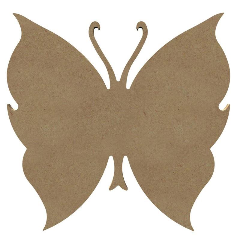 Papillon à customiser - A décorer - A peindre - Gomille
