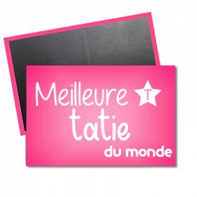 Magnet Tatie - Idée cadeau Tatie - Em création