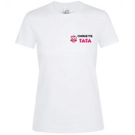 Tee-shirt Tata - Idée cadeau tata - Em création