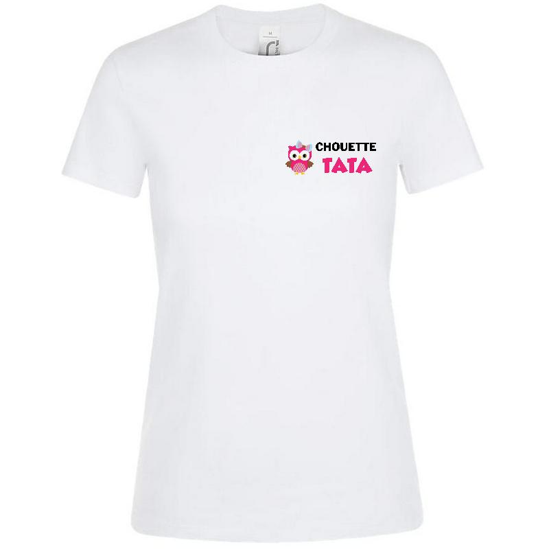 Tee-shirt Tata - Idée cadeau tata