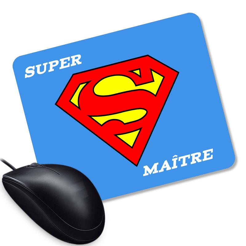 Tapis de souris Super Maitre d'école - Angora