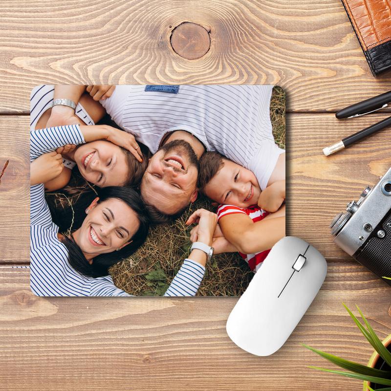 Tapis de souris personnalisé - Idée cadeau personnalisable