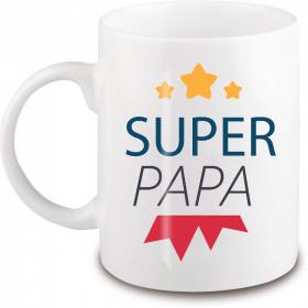Mug papa - Idée cadeau papa - Idée cadeau d'anniversaire - fête - Angora - Em création