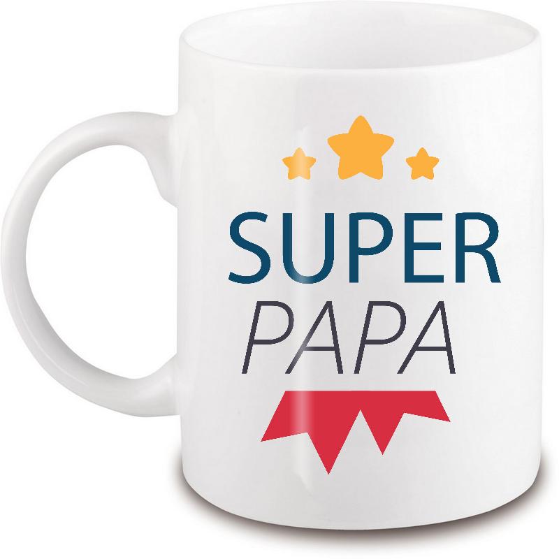 Mug papa - Idée cadeau papa - Idée cadeau d'anniversaire - fête - Angora