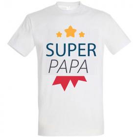 Tee-shirt Super PAPA - Em création