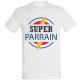 Tee-shirt Super Parrain