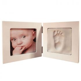 Kit Moulage Empreinte de Bébé - Idée cadeau naissance - Em création