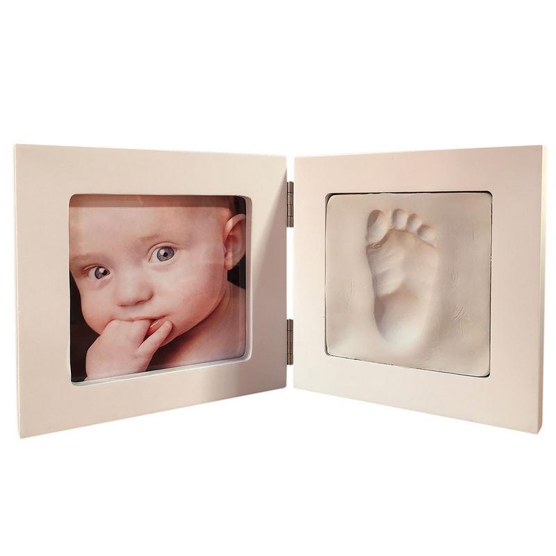 Kit Moulage Empreinte de Bébé - Idée cadeau naissance