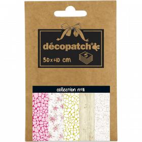 Papier déco Pocket - 11 - Décopatch - Em Création - Em création