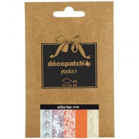 Papier déco Pocket - 14 - décopatch - Em création