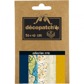 Papier déco Pocket - 15 - décopatch - Em création