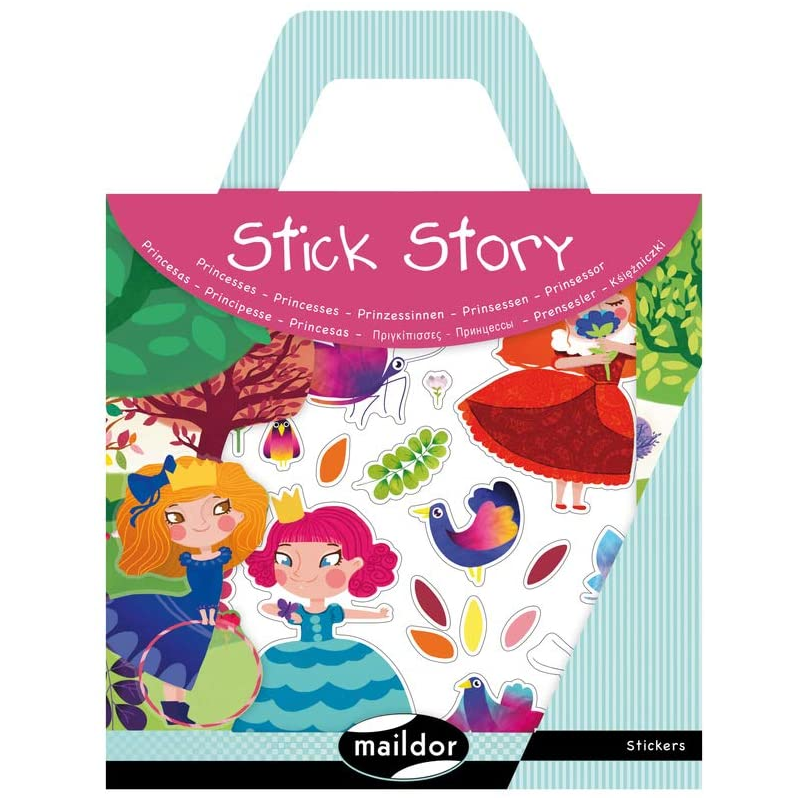 Stick Story - Princesses - Maildor