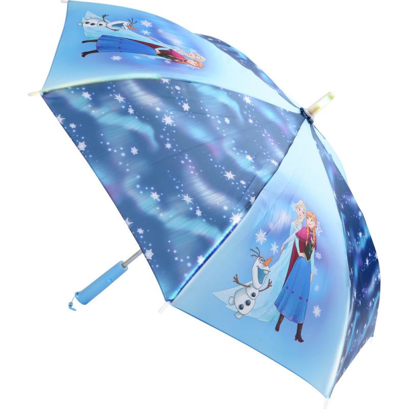 Parapluis reine des neiges éclairé - Disney