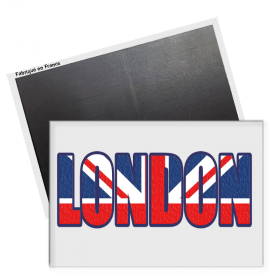 Magnet Londre - Magnet London - angora