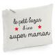 """Pochette """"petit bazar d'une super maman"""""""