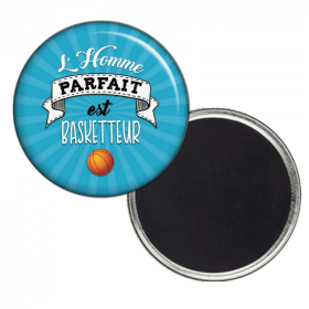 Magnet Basketteur
