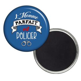 Magnet Policier - Em création
